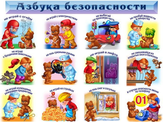 Картинки по запросу АЗБУКА БЕЗОПАСНОСТИ